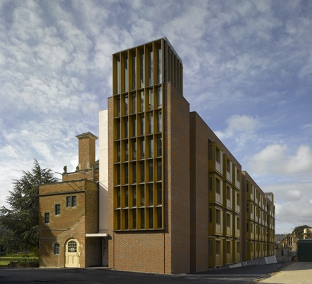 Student Accommodation, Somerville College, Oxford – Niall McLaughlin Architects