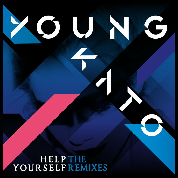 Young Kato Remixes Sleeve