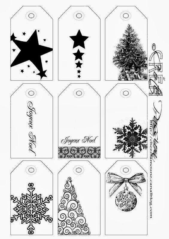 imprimibles en blanco y negro: