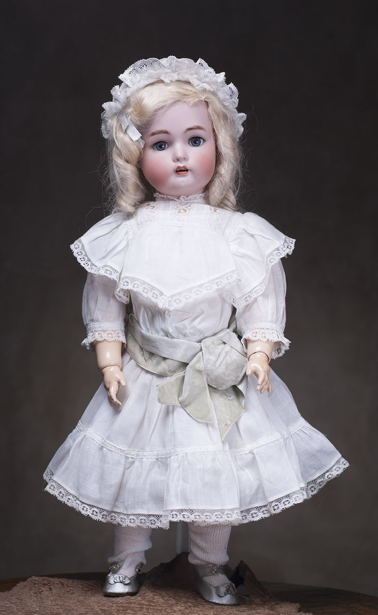 275 best Antique Dolls 1840-1910 images on Pinterest ...