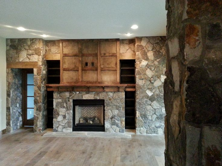 45 Best Bbm Our Projects Fireplaces Images On Pinterest Natural Stones Custom Wood And