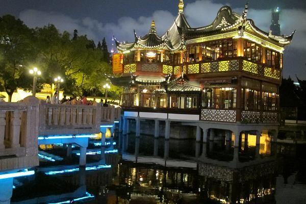 風情豊かな上海の庭、豫園 - Google 検索