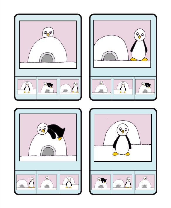 (2014-11) Pingvin og igloo