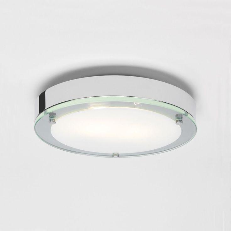 Bathroom Lighting Ceiling Mount: Astro Takko IP44 Bathroom Ceiling Light,Lighting
