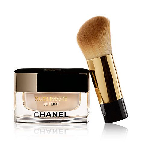 Buy CHANEL SUBLIMAGE LE TEINT Ultimate Radiance-Generating Cream  Foundation in 20 beige?…