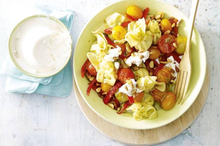 31 mei - Zoete puntpakrika in de bonus - Italiaans ten top: eenvoud & pure ingrediënten - Recept - Allerhande