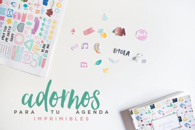 milowcostblog:印刷可能な:カレンダーの装飾品