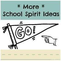 10 More Spirit Day Ideas for School! Art is Basic