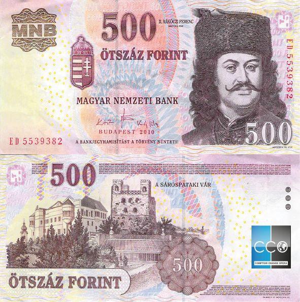 François II Rákóczi de Felsővadász né le 27 mars 1676 à Borsi et mort le 8 avril 1735 à Tekirdağ était prince de Hongrie et de Transylvanie de 1704 à 1711. Icône nationale hongroise, il reste célèbre pour sa guerre d'indépendance (1703–1711) et son opposition aux Habsbourg.