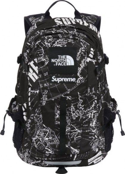 Supreme The North Face Hot Shot Backpack Black 前
