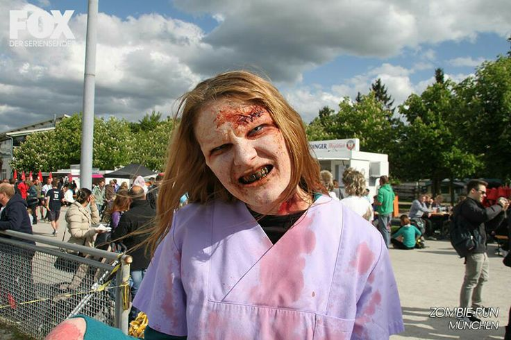 Sfx zombie prosthetic make up