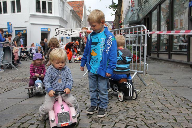 Sprell Stavanger speedrace!
