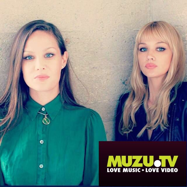 The Pierces in an exclusive interview!  http://www.muzu.tv/blog/2014/06/exclusive-the-pierces-perform-songs-from-forthcoming-album-creation/