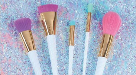 Tarte Cosmetics' magical unicorn brushes are going to be on your 2017 wishlist