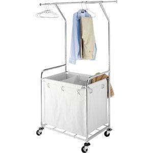 Whitmor Commercial Laundry Center, Chrome Finish