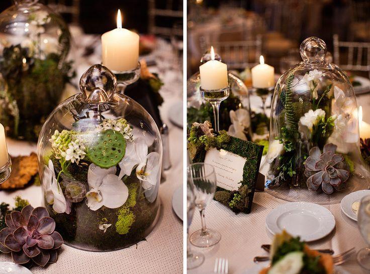 Idée centre de table de mariage – décoration tendance – Blog