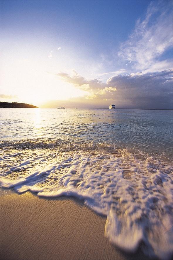 El mar: 1º compañía del mundo que ha recibido la Green Star. Recogida selectiva del 100% de los residuos sólidos. Reciclaje: vidrio, aluminio, papel. Sustanaible cruise: para el tratamiento a bordo de los desechos orgánicos convirtiéndolos en compost o combustible.