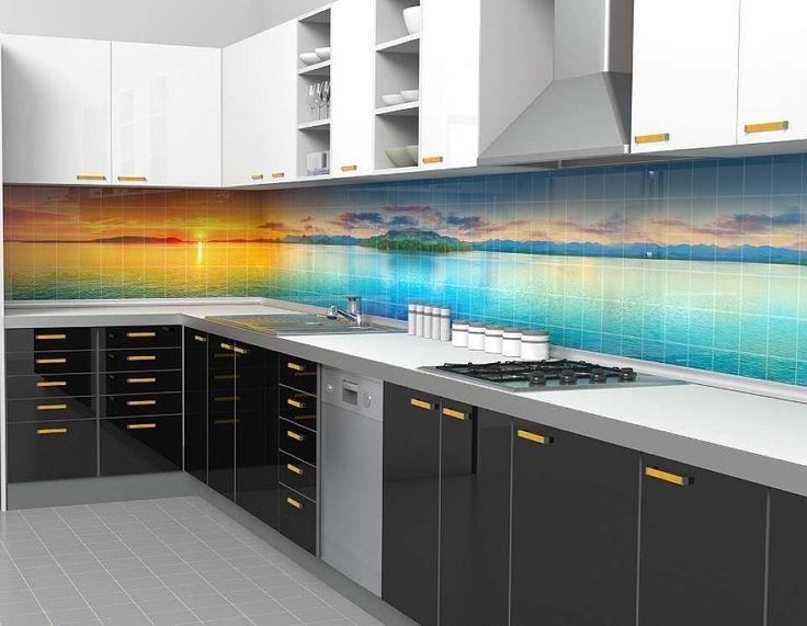3D Mutfak Mozaik http://www.yerevdekor.com/3D-Mutfak-Tezgah-Arası-Mozaik