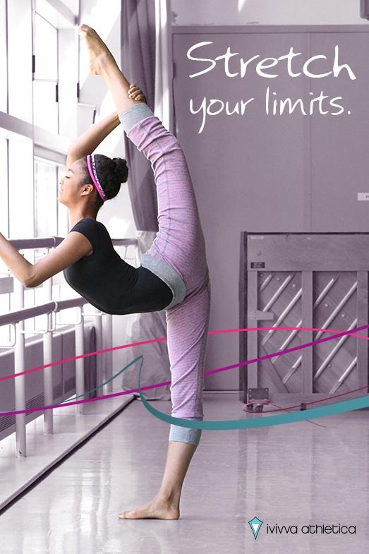 stretch yourself #Dance #DanceQuotes #DanceInspiration
