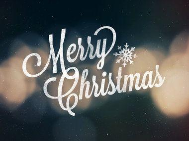 Merry Christmas - Snowflake - Graceway Media