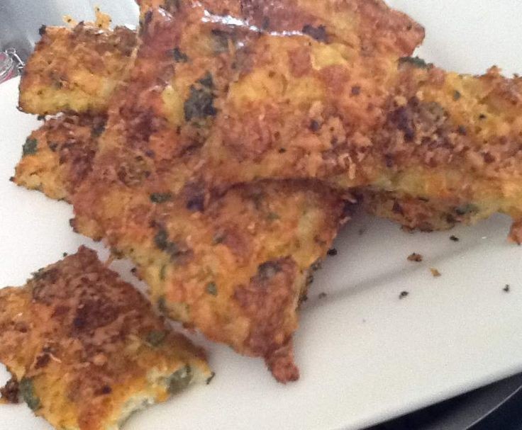Recipe Savoury Cauliflower Lunchbox Sticks by lozzielauren - Recipe of category Baking - savoury