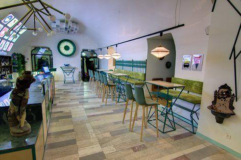Le Jour Caffe , Košice, 2015 - BPd-design