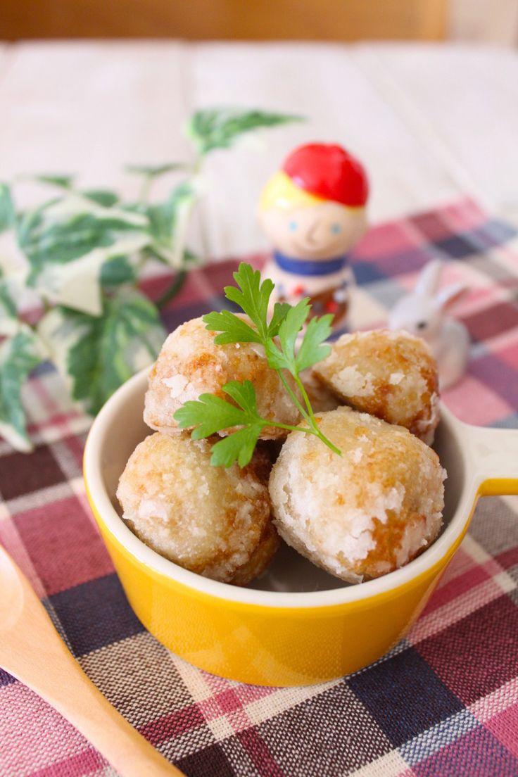 里芋レシピ第一弾!絶品!『里芋の唐揚げ』 | 稲垣飛鳥のあすかふぇのおいしい毎日っ♪