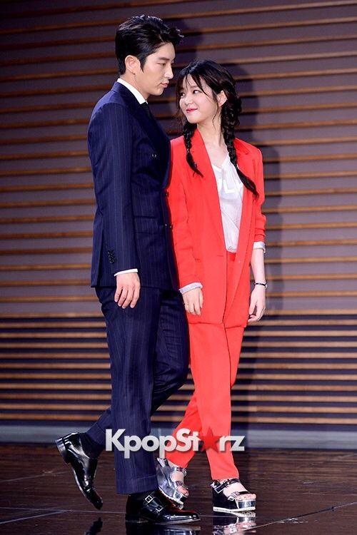 Lee Joon Gi, Lee Yu Bi Scholar Who Walks The Night Press Conference