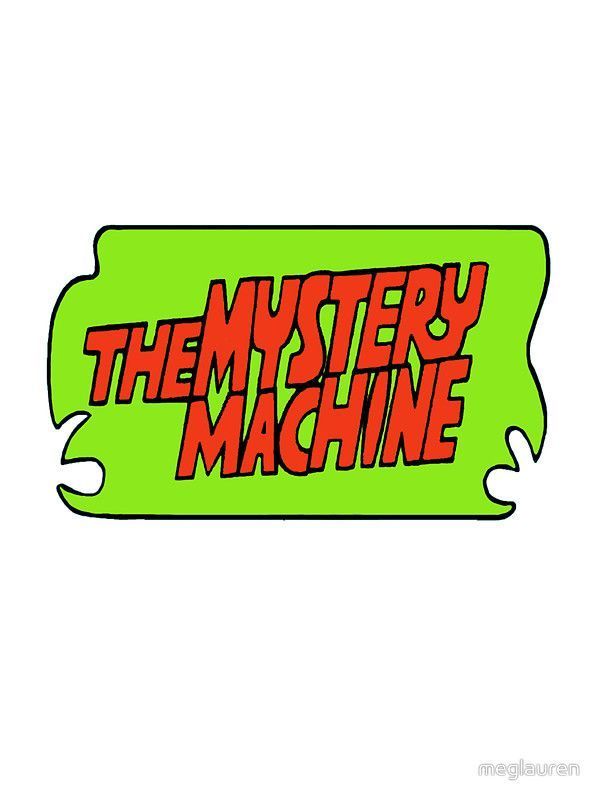 Image Result For Mystery Machine Logo Scooby Doo
