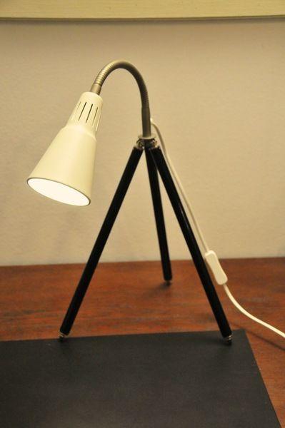 Lovely Tripod Lampe Architekt Bauhaus Loft Stativlampe