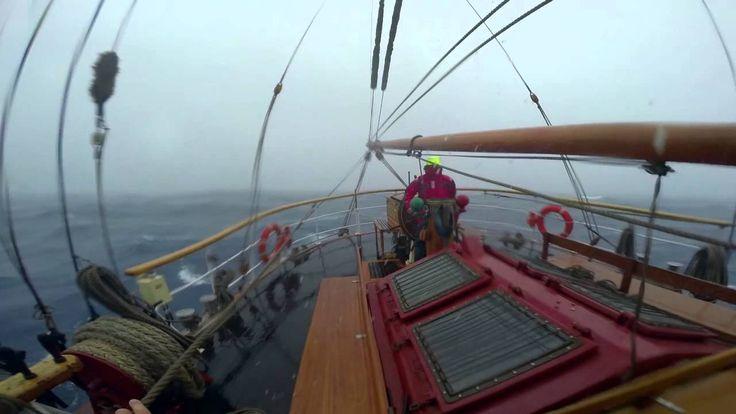 Bark Europa Sailing Holiday