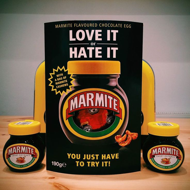 Marmite Easter Egg..... and why not? ;-)