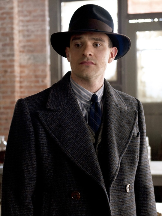 Boardwalk Empire (TV show) Charlie Cox as Owen Sleater