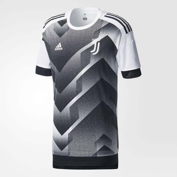 d36e4909db647 Este jersey de fútbol para hombre está inspirado en el uniforme prepartido  que usa la Juve antes de enfrentarse a sus oponentes.