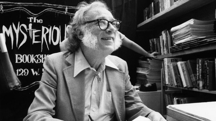 To match the volume of writing Asimov produced in his lifetime, you would have to write a full-length novel every two weeks for 25 years.