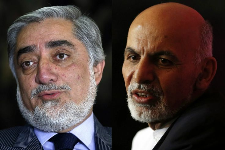 Afghanistan elections 2014: Abdullah Abdullah and Ashraf Ghani face second round