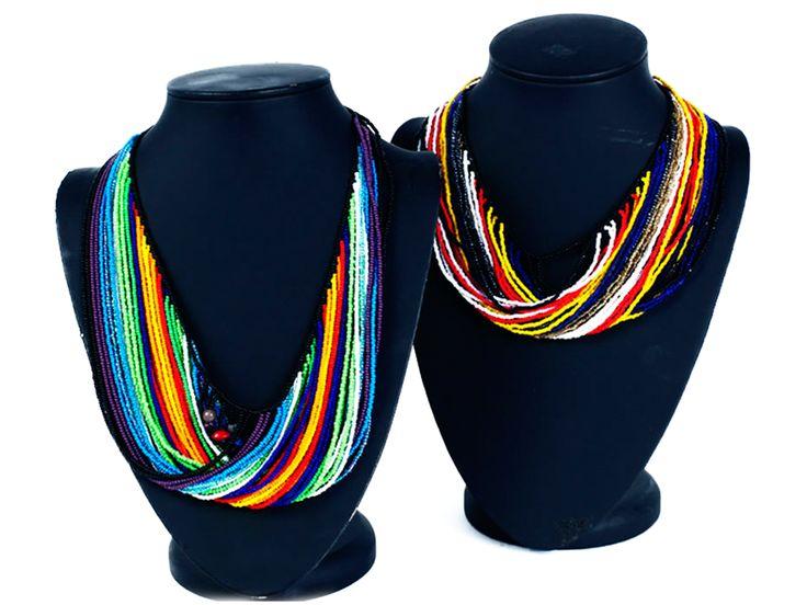 Collar Hamaca - Catálogo de Productos - Artesanías de Colombia
