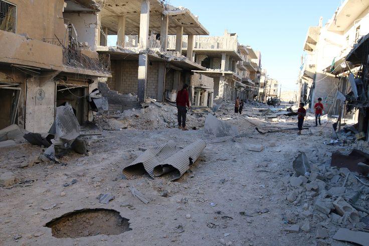 Syrská armáda vyzvala povstalce k odchodu z Aleppa. Zaručuje bezpečný průchod - ceskatelevize.cz