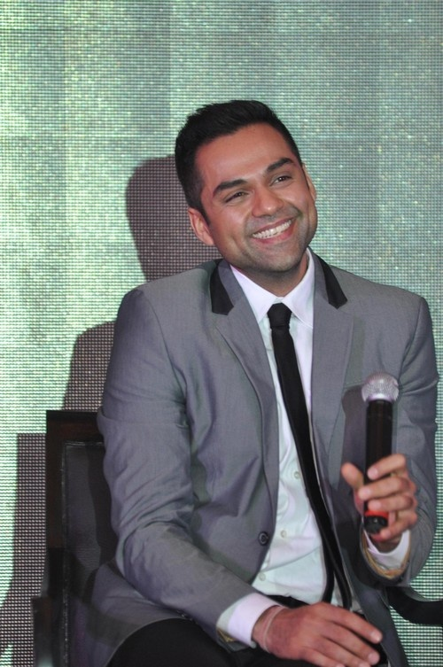 Abhay Deol at Zee TV's New Reality Show 'Connected Hum Tum' Press Conference