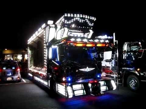 ▶ 2010/12/18 日本武道館 矢沢永吉 デコトラ - YouTube
