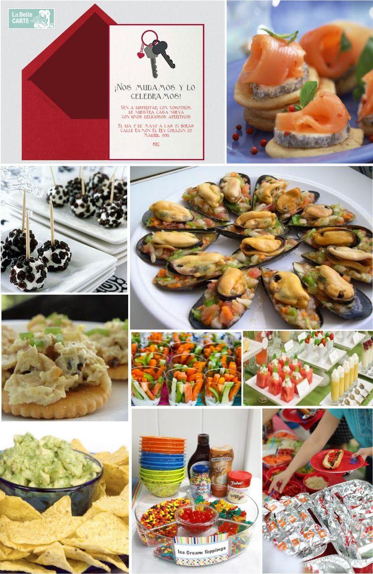 Recetas faciles de aperitivos