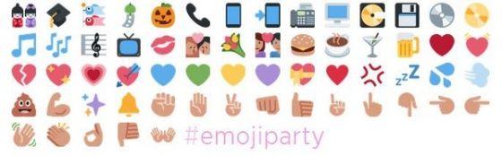 Matthew Rothenberg ha conseguido desarrollar un código que contabiliza en tiempo real los emojis que más utilizamos en Twitter para poder llevar un seguimiento minuto a minuto. Su web Emoji Tracker muestra los 400 emojis más populares con el número de tuits que los incluyen y una lista de los mismos.