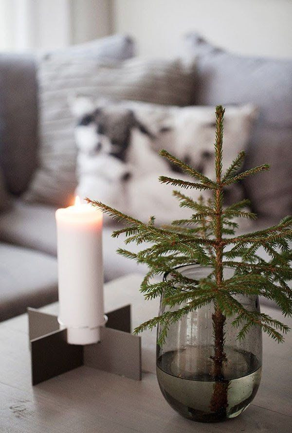 Eye-Catching Scandinavian Christmas Decorating Ideas - Christmas Celebrations