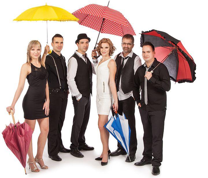 ust Showband / party zenekar rendezvényre esküvőre live hochzeitsband