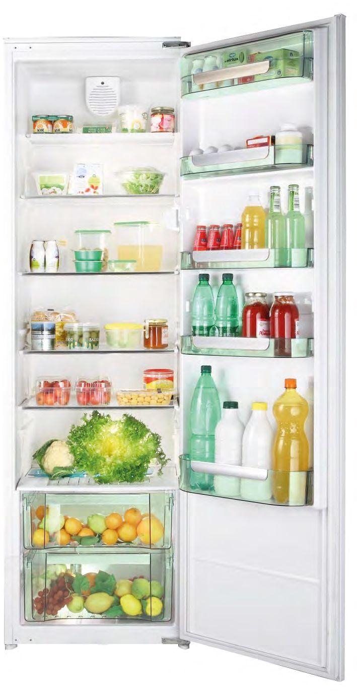 Réfrigérateur 1 porte tout utile niche 177,5 cm