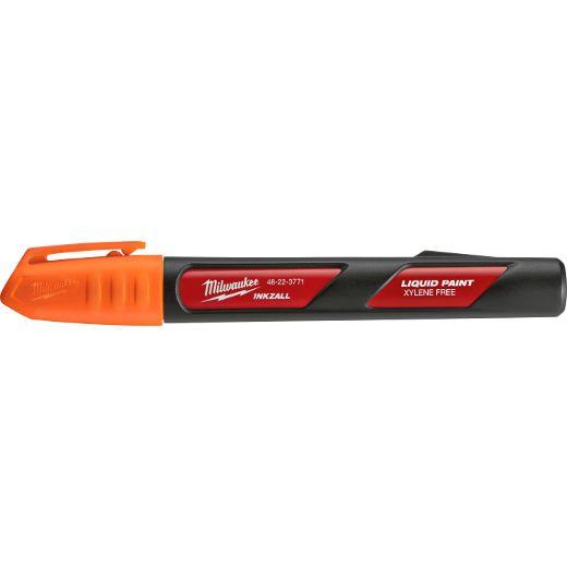 INKZALL™ Orange Paint Marker | Milwaukee Tool
