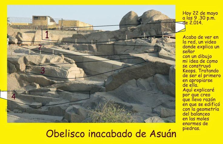 Yesapel: Obelisco inacabado de Asúan