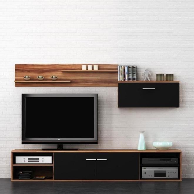 Modular Rack para TV, LCD y LED Axe Deco Pinterest Tv, Mueble
