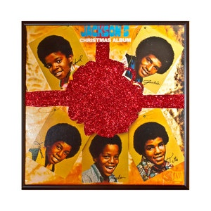 Jackson 5 Christmas Album Art now featured on Fab.