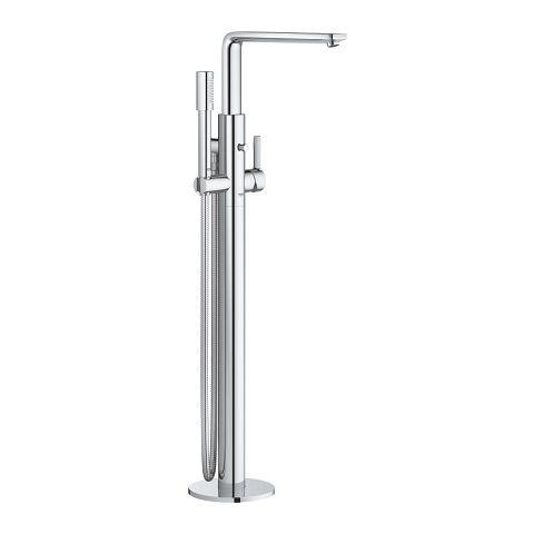 23792001 Lineare Single Handle Bathtub Faucet Roost